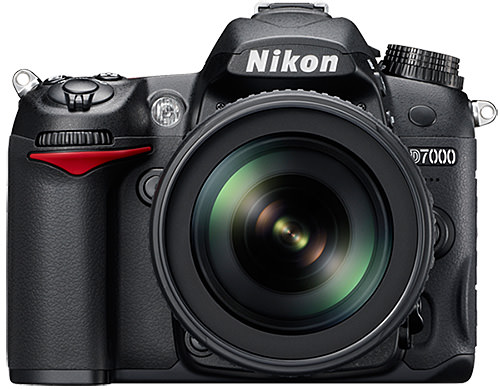 The Nikon D7000 was kindly provided by B&H – the largest photo reseller in