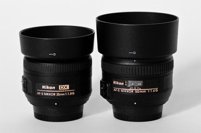 50mm 1 4. f/1.8 vs Nikon 50mm f/1.4