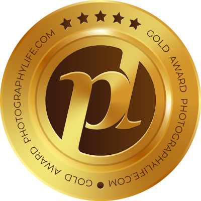 Photograhy Life Gold Award