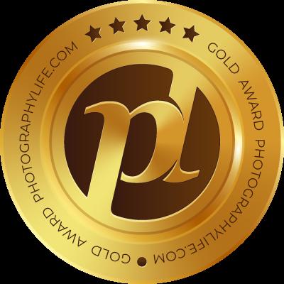 Photograhy Life Gold Award