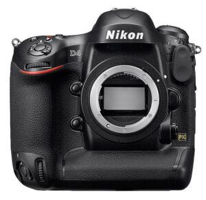 New Nikon D4 Firmware Update