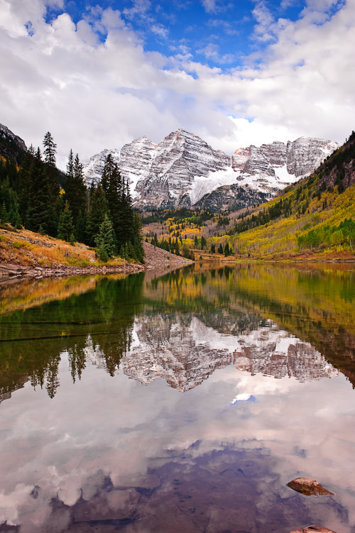 Maroon Bells - First Day