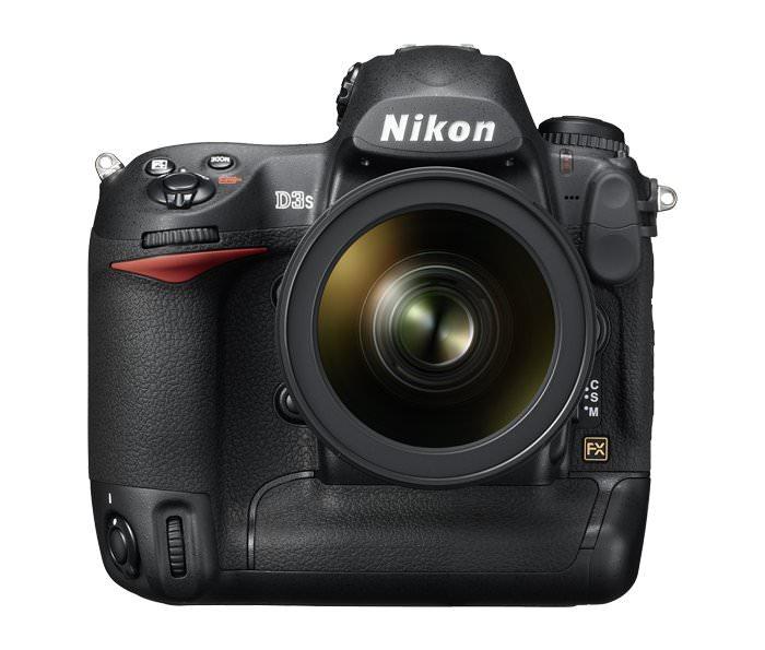 Nikon D3s vs D3