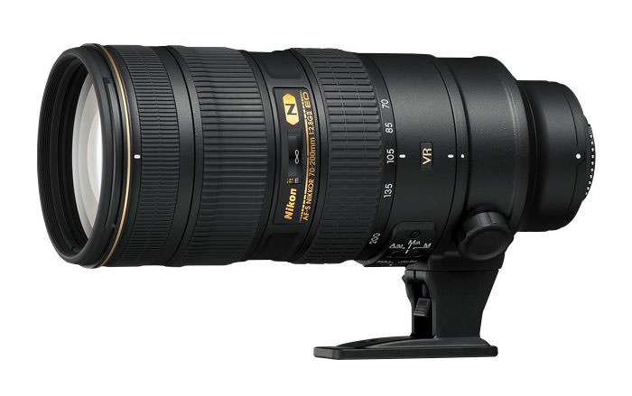 Nikon 70-200mm f/2.8G ED VR II Review