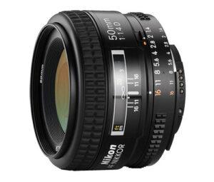 Nikon 50mm f/1.4D AF-D