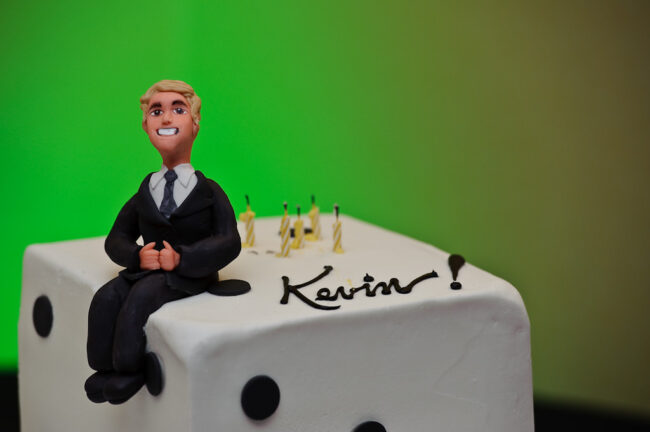 Corporate Photography - Cake