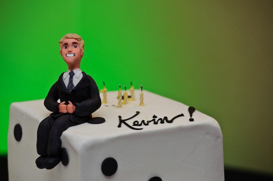 Corporate Photography - Cake