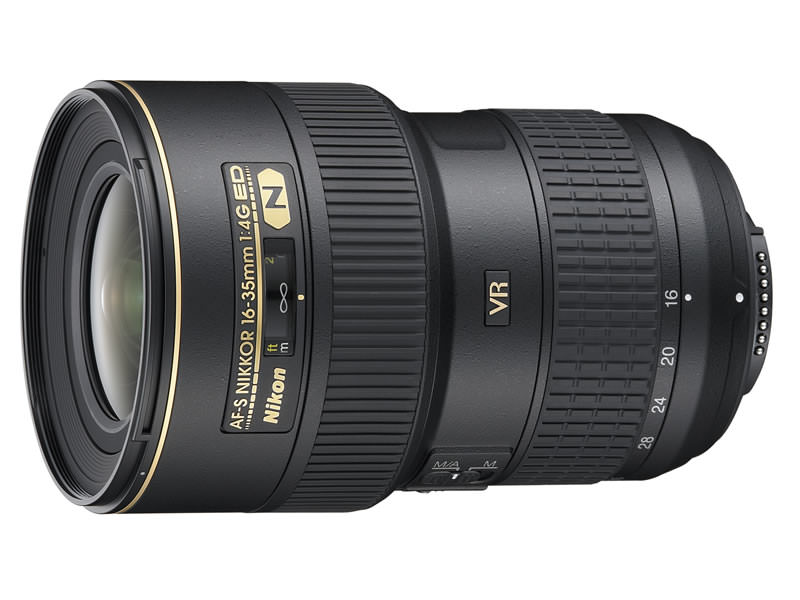 Nikon 16-35mm f4G VR