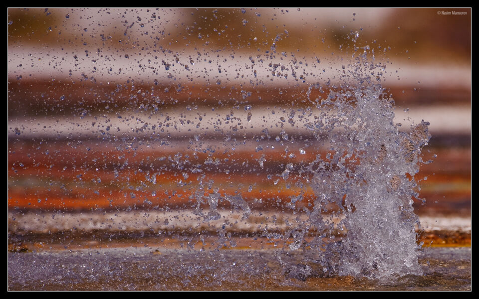 Water Explosion