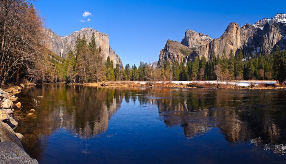 Yosemite Panorama