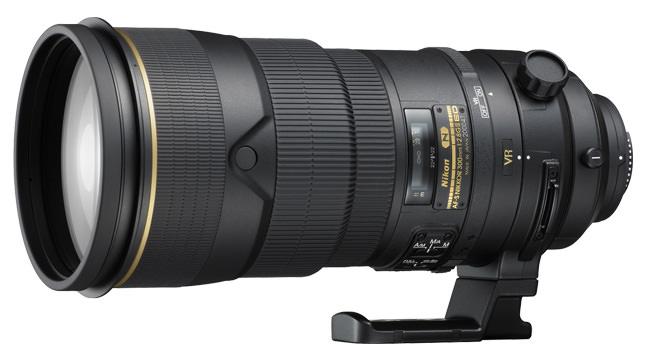 Nikon 300mm f/2.8G VR II