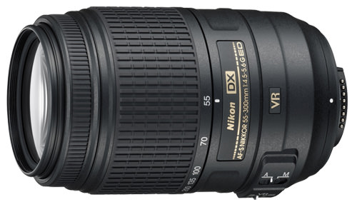 Nikon 55-300mm f/4.5-5.6G ED VR