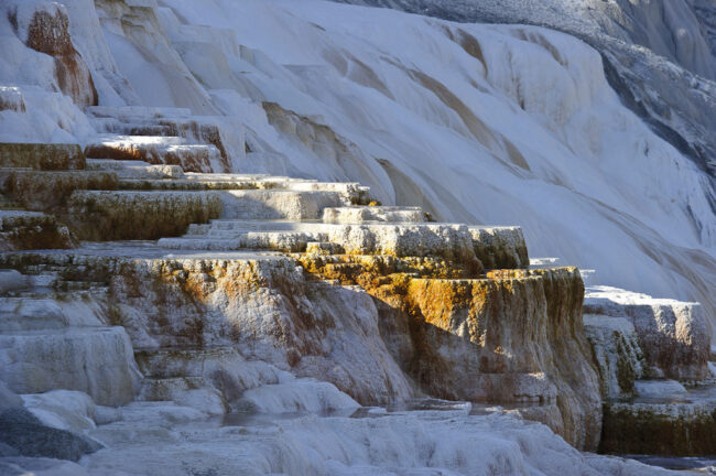 Mammoth Hot Springs #2