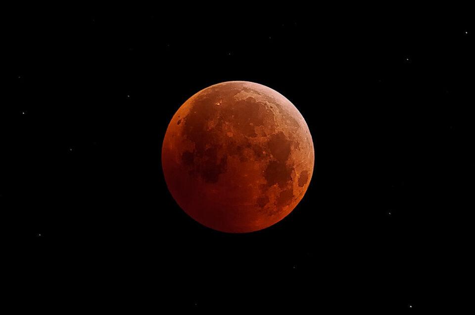Total Lunar Eclipse 2010
