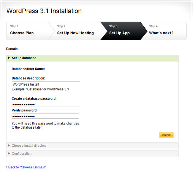 WordPress Easy Install 2