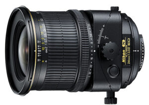 Nikon 24mm PC-E Review