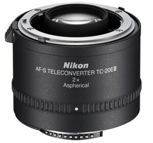 Nikon TC-20E III Review