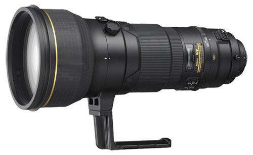 Nikon 400mm f/2.8G VR