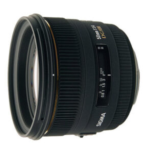 Sigma 50mm f/1.4 EX DG HSM Review