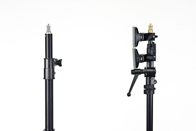 Light Stand vs Multiboom