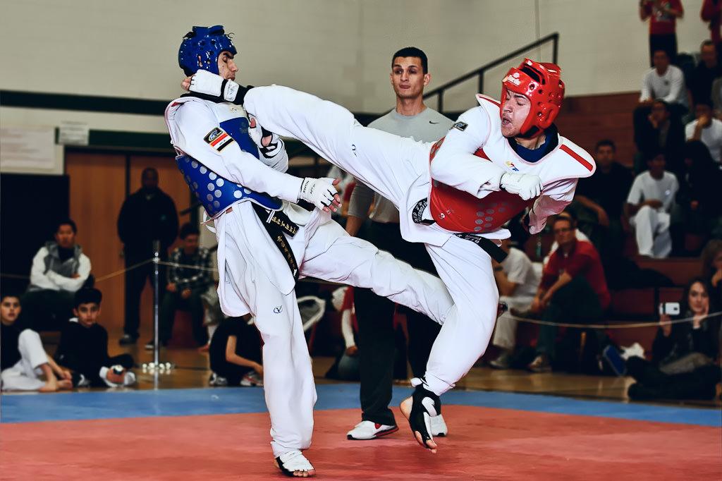 Taekwondo photography tips