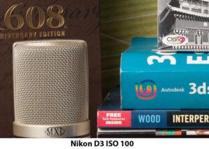 Nikon D3 ISO 100