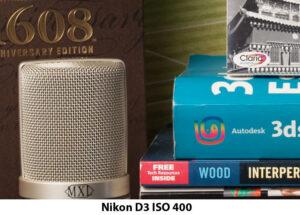 Nikon D3 ISO 400