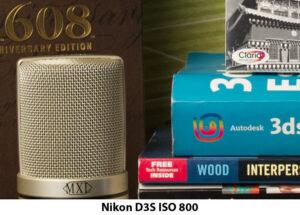 Nikon D3s ISO 800