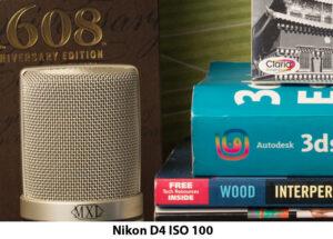 Nikon D4 ISO 100