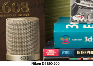 Nikon D4 ISO 200