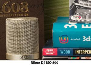 Nikon D4 ISO 800
