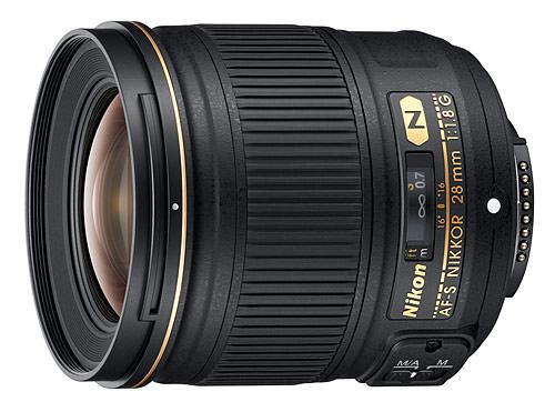 Nikon 28mm f/1.8G