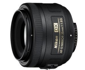 Nikon AF-S 35mm f/1.8G Lens