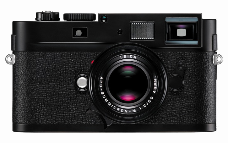Leica M-Monochrome Front View