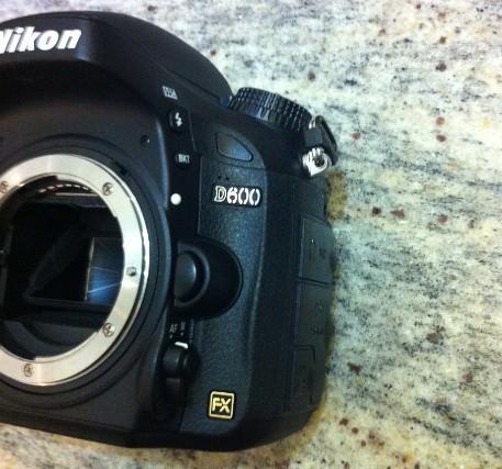 Nikon D600 - Image 1