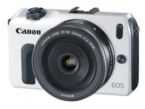 Canon EOS M Compact System Camera Announced