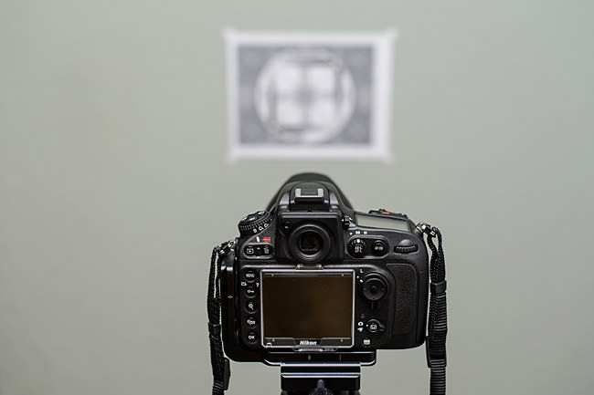 Nikon D800 Focus Test