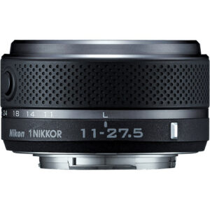 1 Nikkor 11-27.5mm Lens (black)