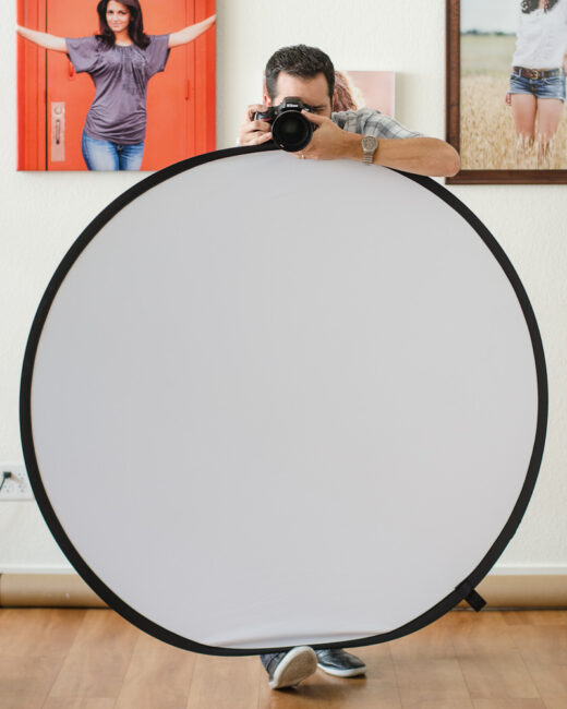 Impact 52 inch reflector 1