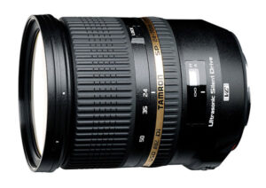 Tamron 24-70mm f/2.8 Review