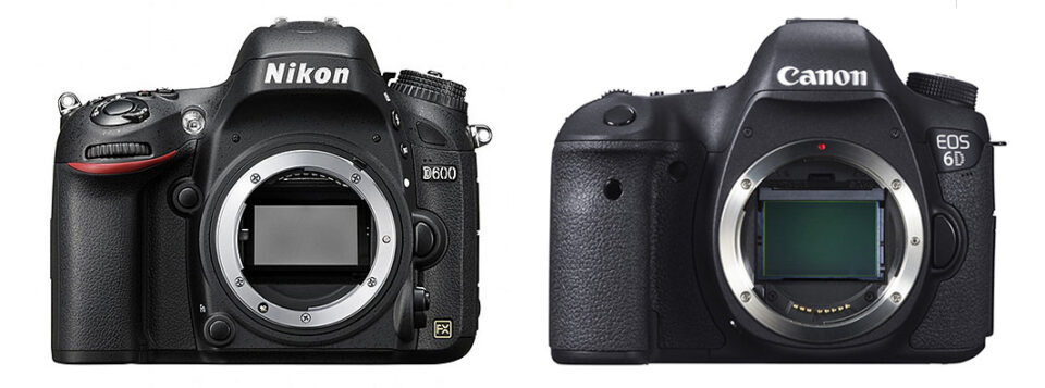 D600 vs 6D
