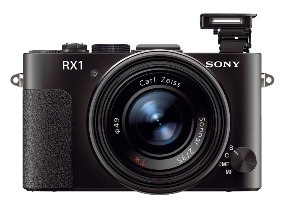 Sony DSC-RX1 front