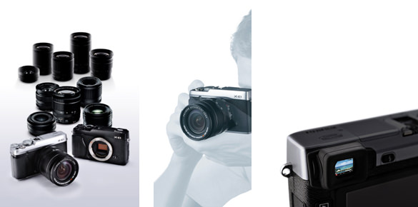 Fujifilm X-E1 Official