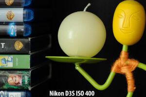 Nikon D3S ISO 400