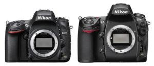 Nikon D600 vs D700