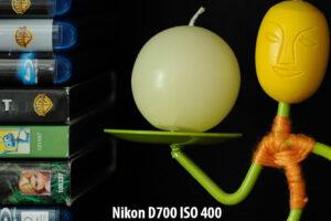 Nikon D700 ISO 400