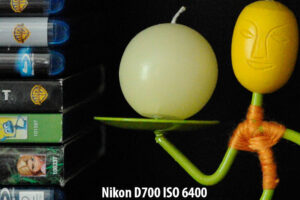Nikon D700 ISO 6400