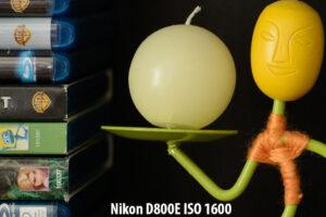 Nikon D800E ISO 1600