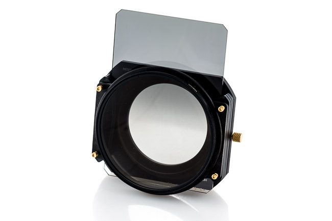 Hitech 100mm Modular Filter Holder with CPL and ND Filter