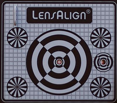 LensAlign Alignment